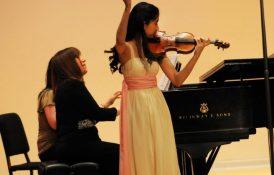 2011 Stulberg International String Competition