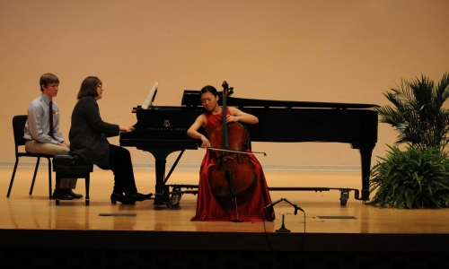 2011 Stulberg International String Competition