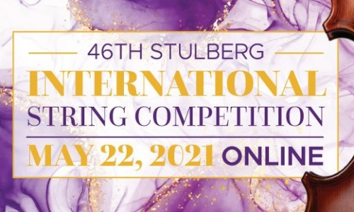 46th Stulberg International String Competition goes virtual!