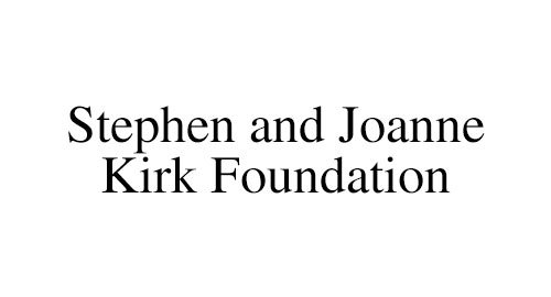 Stephen and Joanne Kirk Foundation